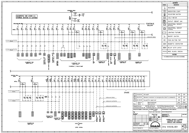 electrical single line diagram software freeware